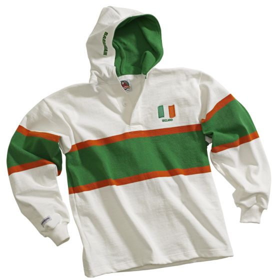 BARBARIAN® World Rugby Hoodie