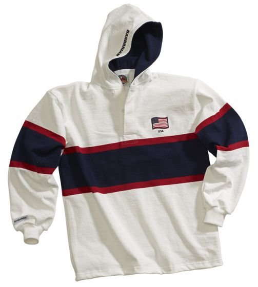 BARBARIAN® World Rugby Hoodie